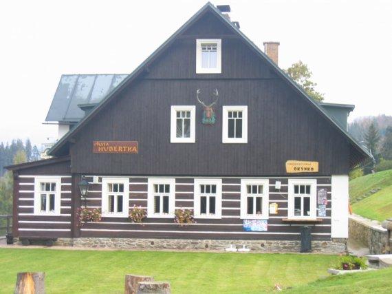 Rekonstrukce chaty Hubertka Vítkovice