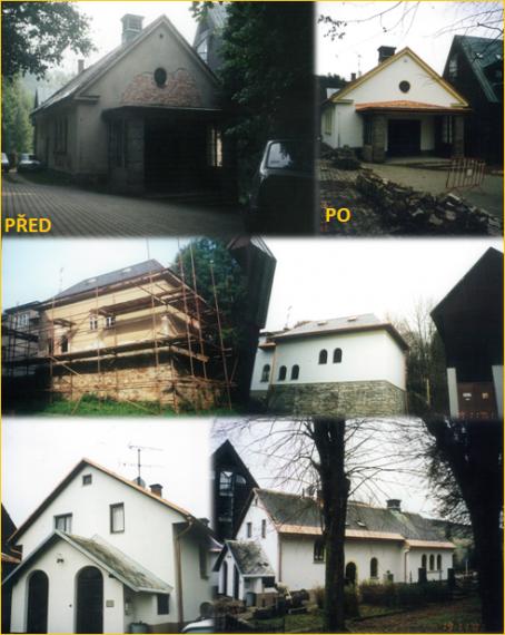 Rekonstrukce Roketnice